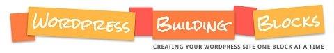 WordPress Building Blocks header image