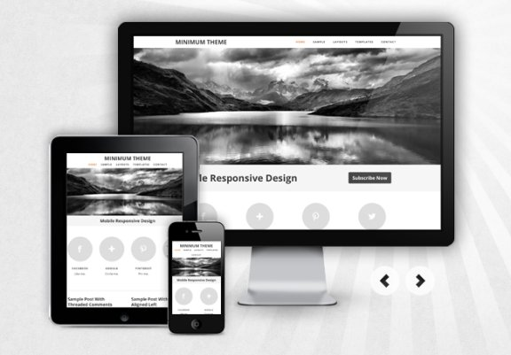 Mobile Responsive WordPress Themes – More Important than Ever