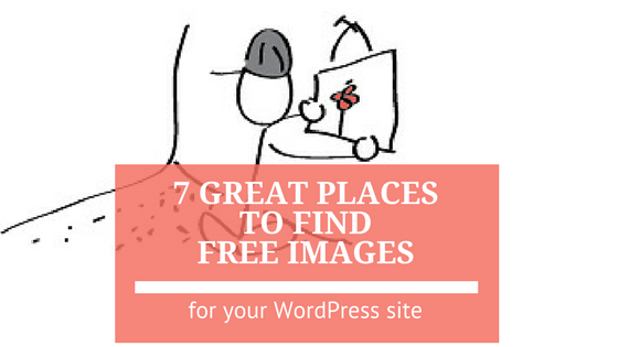 free images for your WordPress site