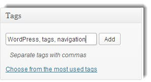 How to Add a Tag to a WordPress Post