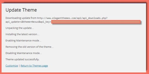 Elegant Themes Auto Updating is Here!