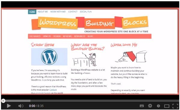 Pages Menu: Sixth in our In-Depth Look at the WordPress Dashboard Series [Video]