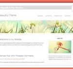 Beautiful Pro WordPress Theme for Bloggers [Review]