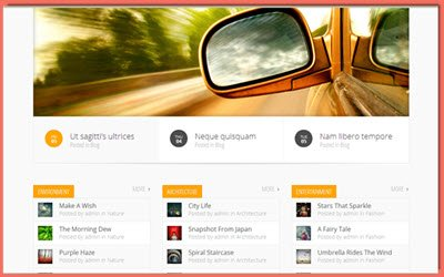 picture of Lucid theme from Elegant Themes