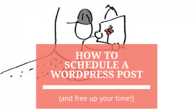 schedule a wordpress post