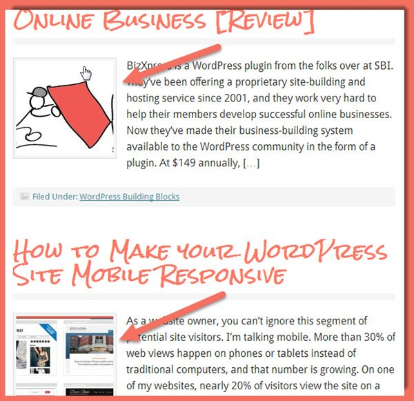 image of blog thumbnail images