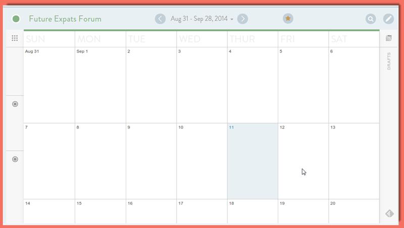 image of CoSchedule calendar
