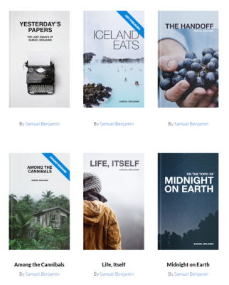 Library on Author Pro