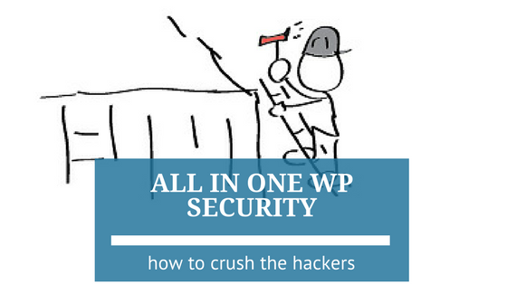 How to Easily Crush Hackers Harder with this Security Plugin