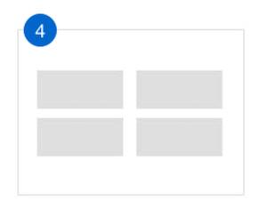 Digital Pro front page widgets