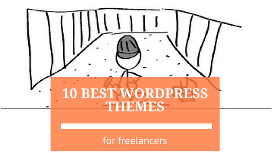 10 Best WordPress Themes for Freelancers