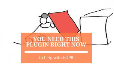 the GDPR framework plugin