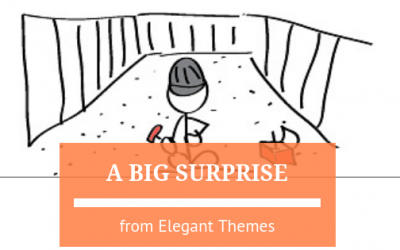 Surprise! Elegant Themes Takes Down All But 2 Themes